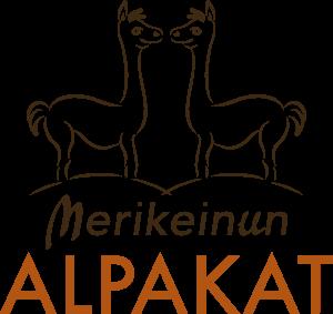 Merikeinu alpakat logo